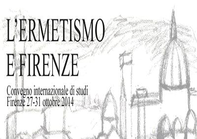 Studiosi da tutto il mondo a Firenze per poeti ermetismo