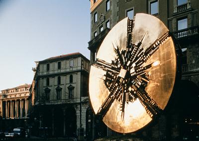Arte, i f.lli Pomodoro testimonial del mese cultura a Monaco