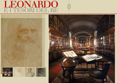 Leonardo da Vinci è già superstar a Torino
