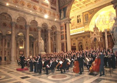 Anche la musica e l'arte sacra hanno un Festival a Roma