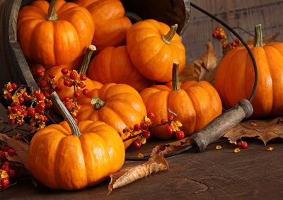 Halloween: è zuccamania anche a tavola, da padella a intaglio