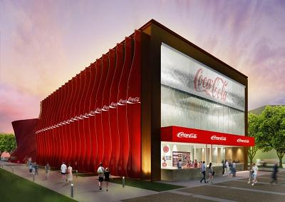Anche la Coca Cola si abbevererà all'Expo 2015