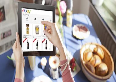 L'enogastronomia sbarca su eBay Gusto per acquisti on line