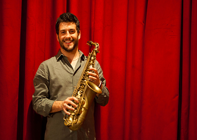 Grande chiusura al Moncalieri Jazz Festival con Francesco Cafiso