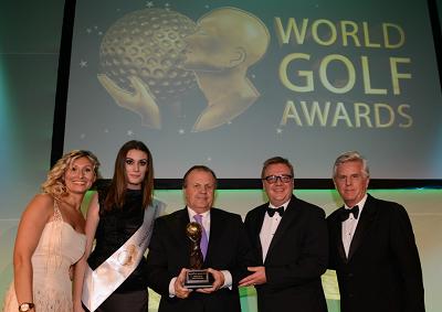 La Repubblica Dominicana premiata al Golf World Award