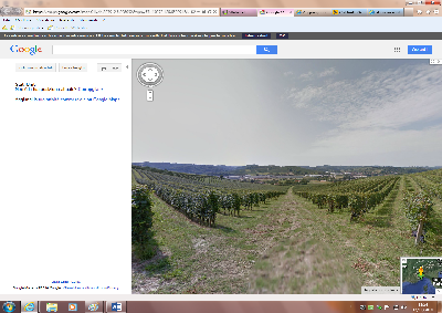 Con Google Street View in 5 paesaggi iconici Made in Italy