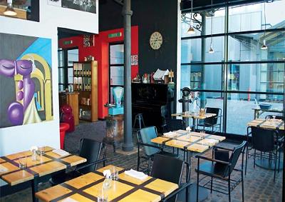 Stella Michelin al ristorante Città Altra Economia di Roma