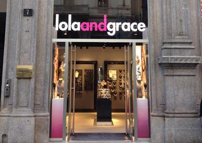 lolaandgrace apre nuovo store a Milano