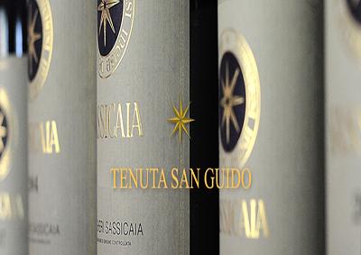 Il Sassicaia 2011 mette d'accordo tutte le guide enologiche