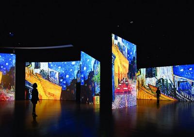 Le mostre di Van Gogh e di Chagall le più visitate in Italia