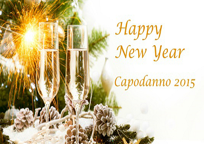 A Capodanno a casa 2 italiani su 3, ma vige il Made in Italy