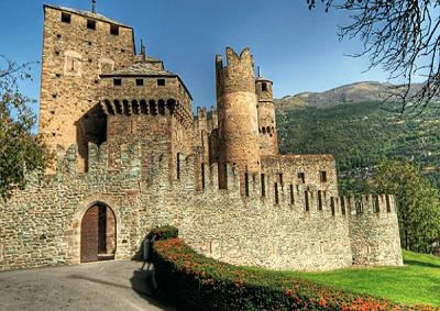 Ma che bel castello! Sono ben 70 quelli in vendita in Italia