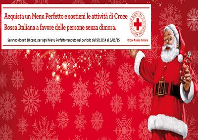 Coca Cola e Autogrill aiutano Croce Rossa con 'menù perfetto'