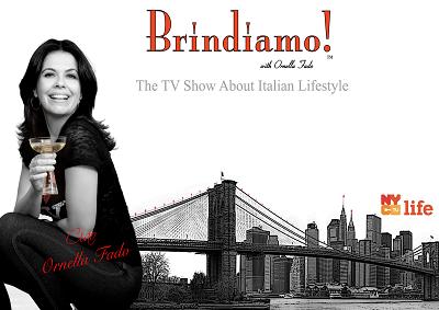 Con Ornella Fado a New York per celebrare Brindiamo!