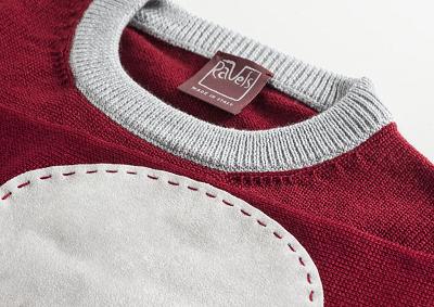Red Couture per il Natale firmato  Ravels
