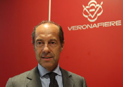 Ettore Riello riconfermato presidente Associazione Fiere
