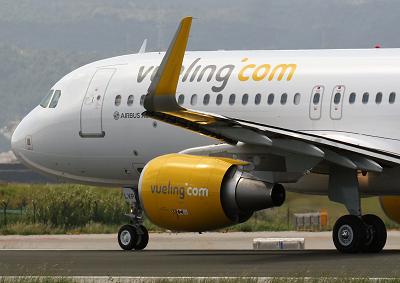 Vueling amplia offerta voli da Roma, ben 58 rotte