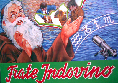 Calendario di Frate Indovino è must con 6 milioni di copie