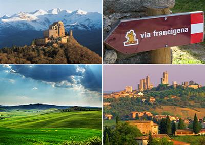 Un Forum sulla Via Francigena al centro dell'Europa
