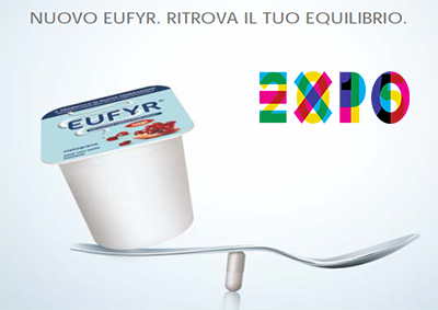EXPO 2015 yogurt Eufyr presentato come case history