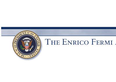 Fisica: Fermi Award a Claudio Pellegrini, lo consegna Obama