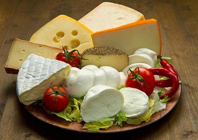 L'Italia sorpassa la Francia e diventa leader dei formaggi Dop