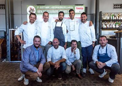 Taste of Roma all'Auditorium dal 17 al 20 Settembre