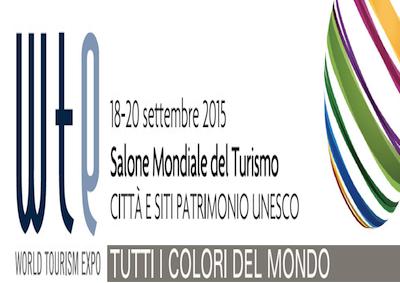 WORLD HERITAGE TOURISM EXPO, PADOVA DAL 18 AL 20 SETTEMBRE