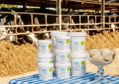Boom Agrigelaterie, da latte capra a quello d'asina