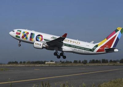 Expo: Etihad e Alitalia presentano la Chengdu Week