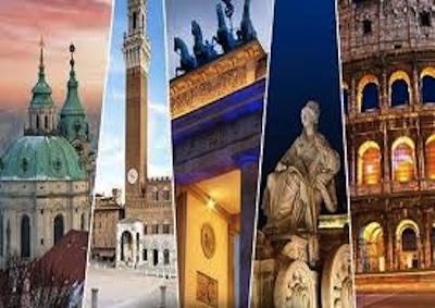 In tour per affascinanti esclusive mostre nell'estate italiana