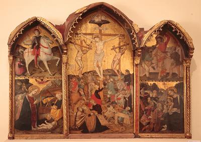 Inedite opere di Luca di Paolo sul Rinascimento
