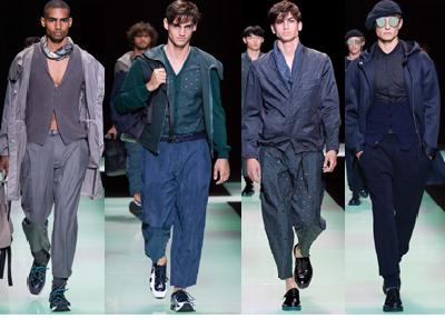 Moda: da letto a passerella, per uomo scatta ora del pigiama