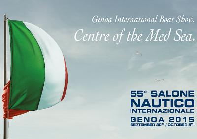 55° Salone Nautico di Genova sta già armando le vele