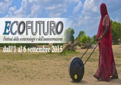 Ecofuturo, in Umbria Festival ecotecnologie e autocostruzione