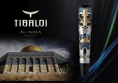 La Tibaldi Al-Asqa rende omaggio all'Islam