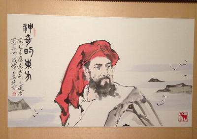 Fan Zeng, artista cinese eclettico, esalta il Made in Italy