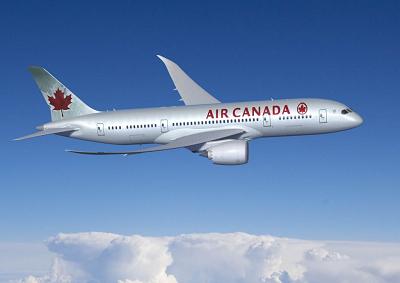 Air Canada raddoppia e avvicina Roma a Toronto e Montreal
