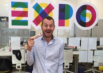 Expo: il trionfo della Nutella