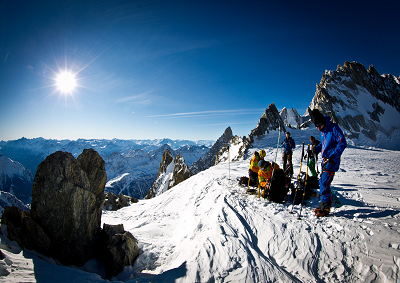 Francia e Italia disputa sul Monte Bianco