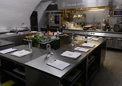 Italian Kitchen Academy: a scuola di Chef e Pastry Chef