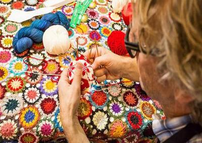 Artigianato: Abilmente fra tessitura e riciclo creativo a Roma