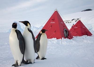 Al Vittoriano ricerca italiana Antartide