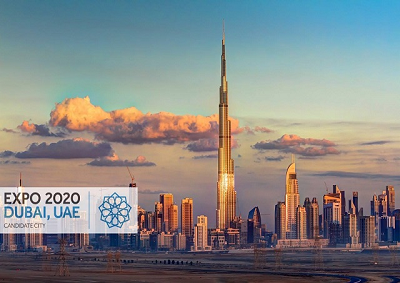 Expo: Emirati Arabi Uniti ringraziano e lanciano Dubai 2020