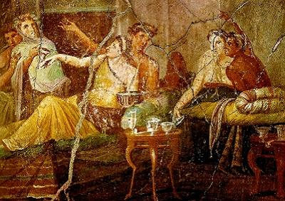 Archeologia: trovata antica azienda produzione vino Falernum