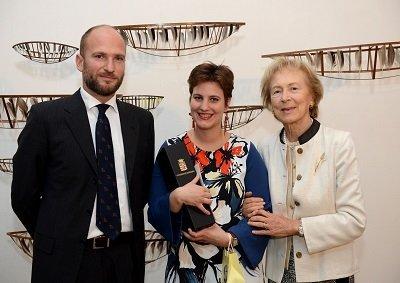 Scultura: Premio Canova di Guerrieri Rizzardi a Giulia Berra