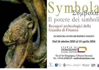 Archeologia:in mostra opere recuperate da Guardia di Finanza