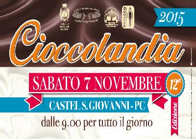 """Con """"Cioccolandia"""" a Castel San Giovanni il gusto e le sorprese"""