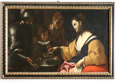 Mostra Mattia Preti: un giovane nella Roma dopo Caravaggio