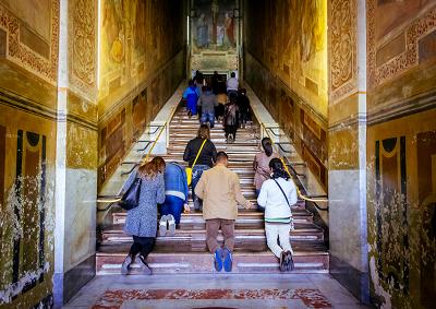 PaesiOnLine itinerario lungo Via Francigena, fino Santa Sede